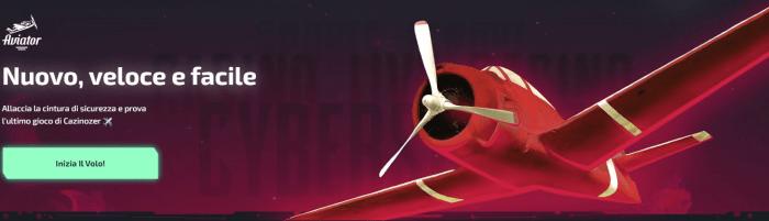 Aviator - mini giochi