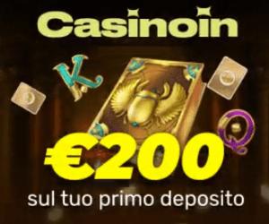 Scommesseitalia presenta: CasinoIn