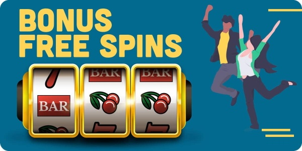 Free Spins, giri gratis, slot online e casinò bonus