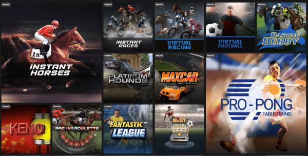 Selectbet scommesse esports e sport virtuali
